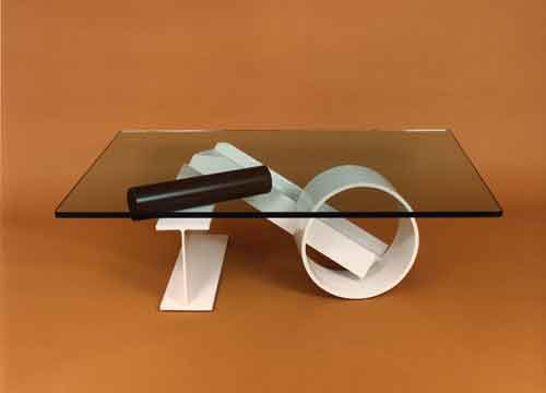 Sculptural Coffee Table By Allen Miesner